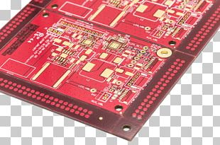 Electronics Electronic Component Computer Hardware Printed Circuit Board Electronic Engineering PNG