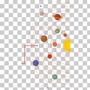 Planet Universe Solar System PNG