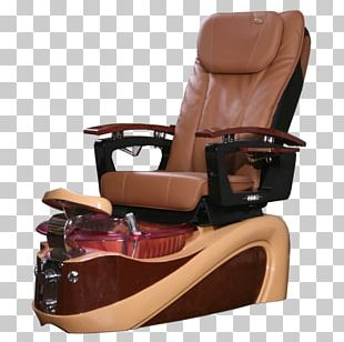 Massage Chair Pedicure Seat PNG