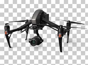 Mavic Pro DJI Inspire 2 Phantom Unmanned Aerial Vehicle PNG