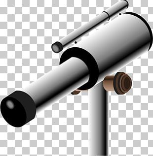 Small Telescope Free Content PNG