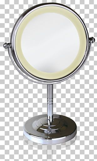Light-emitting Diode Mirror Lighting Magnification PNG