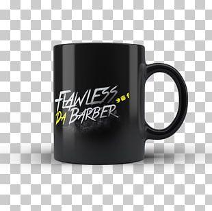 Mug Mockup Coffee Cup Black PNG