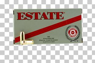 Full Metal Jacket Bullet .45 ACP Cartridge .40 S&W PNG