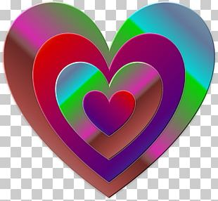 Heart Love Valentine's Day Child PNG