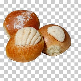 Lye Roll Pan Dulce Panettone Baguette Danish Pastry PNG