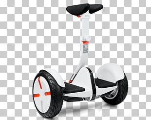 Segway PT Self-balancing Scooter Electric Vehicle Personal Transporter PNG