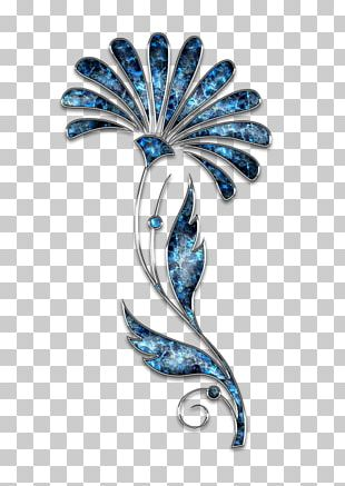 Brooch Jewellery Blue Ornament Gemstone PNG