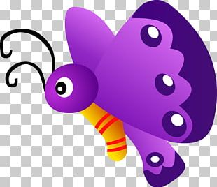 Butterfly Drawing PNG