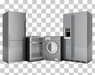 Home Appliance Refrigerator Clothes Dryer Washing Machines Major Appliance PNG