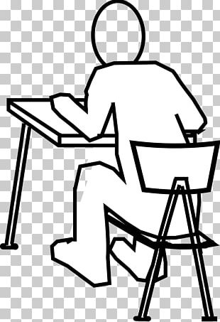Office & Desk Chairs Drawing Sitting Standing Desk PNG