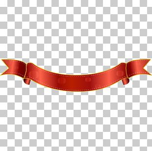 Red Ribbon Islamic Ethics Morality PNG