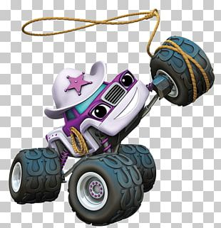 Blaze And The Monster Machines Starla PNG