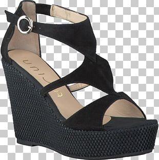 Footwear High-heeled Shoe Sandal Suede PNG
