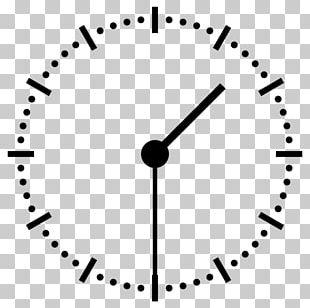 Digital Clock Analog Signal Analog Watch PNG