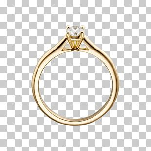 Engagement Ring Gold Jewellery Wedding Ring PNG