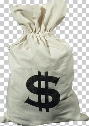 Money Bag Cash PNG
