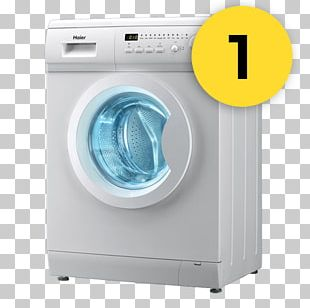 Clothes Dryer Washing Machines Home Appliance AEG Combo Washer Dryer PNG