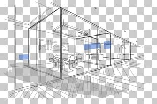 Home Building House Sketch PNG