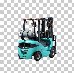 Forklift Machine Liquefied Petroleum Gas Business PNG