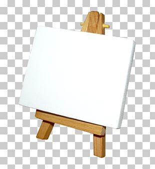 Easel Painting Palette Pencil PNG