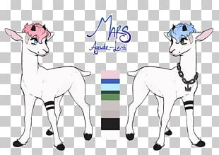Goat Sheep Cattle Drawing Art PNG