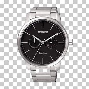 Watch Citizen Holdings Eco-Drive Quartz Clock PNG