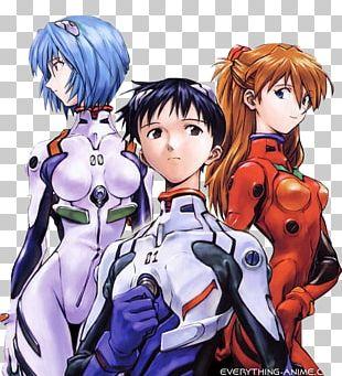 Neon Genesis Evangelion Shinji Ikari A Cruel Angel's Thesis Anime PNG