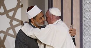 Pope Francis Cairo Grand Imam Of Al-Azhar PNG