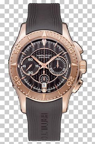 Hamilton Watch Company Clock Omega SA Automatic Watch PNG