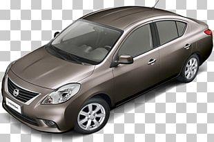 Nissan Versa Car Fiat 500 Bumper PNG
