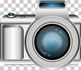 Digital SLR Digital Camera Digital Data PNG