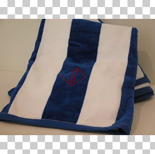 Beach Towel Cobalt Blue Accommodation Navy Blue PNG