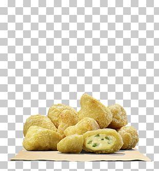 Burger King Chicken Nuggets Hamburger French Fries Onion Ring PNG