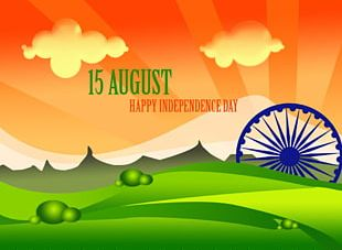 Indian Independence Movement Indian Independence Day Desktop PNG