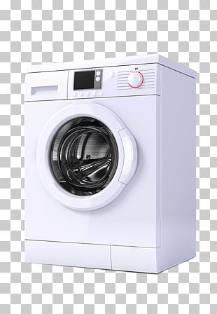 Washing Machine Wall Decal Sticker Clothes Dryer PNG