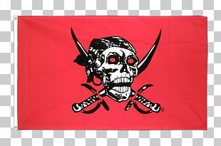 Jolly Roger Flag Piracy Fahne Banner PNG
