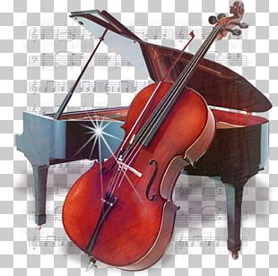 Cello Piano String Violin Musical Instrument PNG