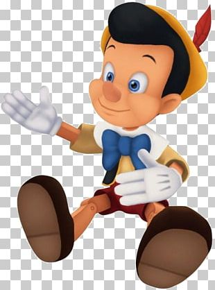 Kingdom Hearts 3D: Dream Drop Distance Kingdom Hearts: Chain Of Memories Pinocchio Geppetto Jiminy Cricket PNG