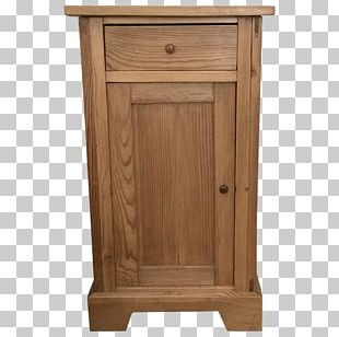 Drawer Bedside Tables Chiffonier Wood Stain Cupboard PNG