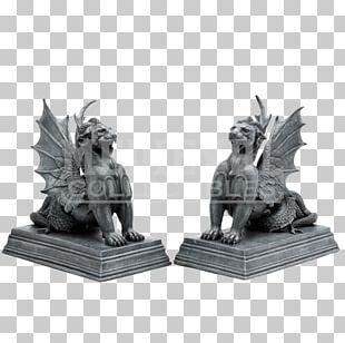Gargoyle Statue Interior Design Services Figurine Home PNG