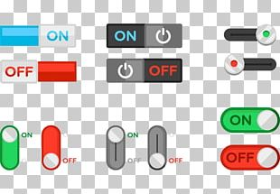 Switch Push-button Icon PNG