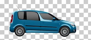 Compact Van Škoda Roomster Compact Car Light Commercial Vehicle PNG