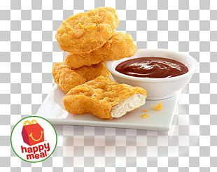 McDonald's Chicken McNuggets Hamburger Chicken Nugget French Fries PNG