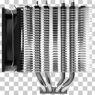 Computer System Cooling Parts Thermalright Central Processing Unit Heat Sink PNG
