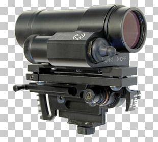 Reflector Sight Red Dot Sight Telescopic Sight Firearm PNG