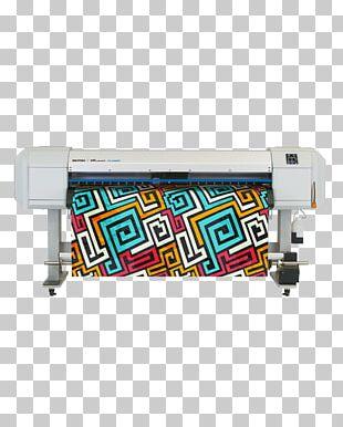 Wide-format Printer Dye-sublimation Printer Printing Mutoh Europe Nv PNG
