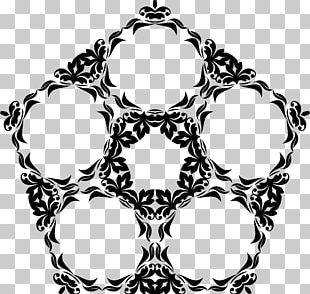 Frames Black And White Visual Arts PNG