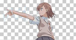 Mikoto Misaka A Certain Scientific Railgun A Certain Magical Index Anime Game PNG