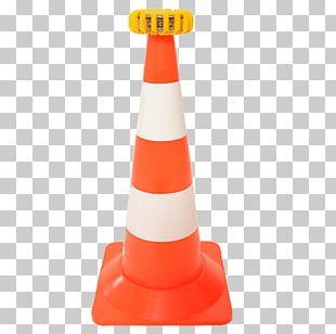 Traffic Cone Orange Length PNG